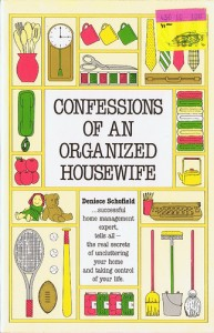 Confessions of an organized housewife